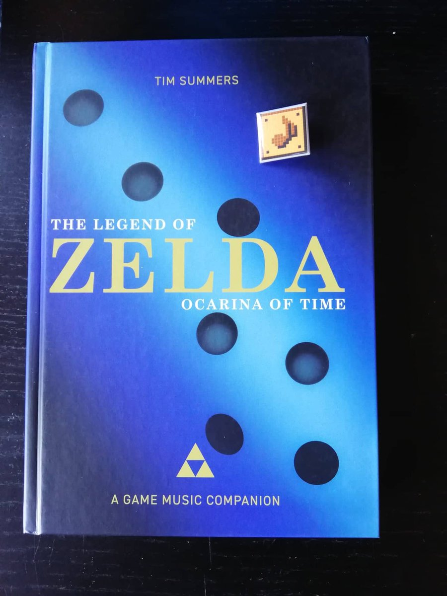 test Twitter Media - We are extremely delighted delighted to announce the publication of the first book in our series! Huge congratulations, Tim! 🥳 The book (as well as the digital version) will be available via https://t.co/IOqA0TN4lT #gamestudies #ludomusicology #gameaudio #Zelda35th #vgm #gamedev https://t.co/Ktkvs2iXuP