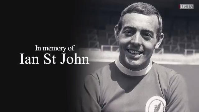 The moment Cally's cross was met by The Saint's diving head was the moment the club we all know and love now began its ascendancy. Beautiful, poignant compilation of the great man's life and achievements...#YNWA https://t.co/7H8QfCofll