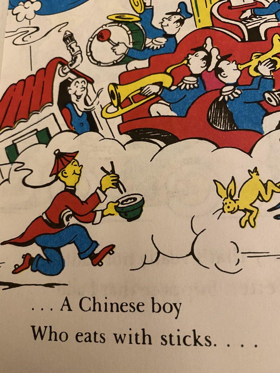 Manchu Queue, Wenchang Clogs, Rice Farmer's Dǒulì & chopsticks.  It's a bit of an Asian mashup. On the other hand:  मेरा जूता है जापानी  ये पतलून इंगलिश्तानी सर पे लाल टोपी रूसी  फिर भी दिल है हिन्दुस्तानी  So let us know when you want to get started with non-western purge.