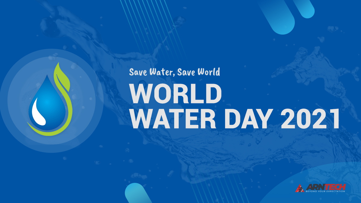 Celebrate world water day on march 22nd by making every day, water day for people in need. Arn Tech On Twitter World Water Day 2021 Web Design And Development Software Development