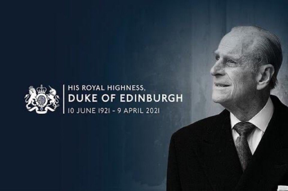 Waking up to the immensely sad news about the passing of HRH The Duke of Edinburgh at the end of a long life of service on behalf of 🇬🇧 and the…