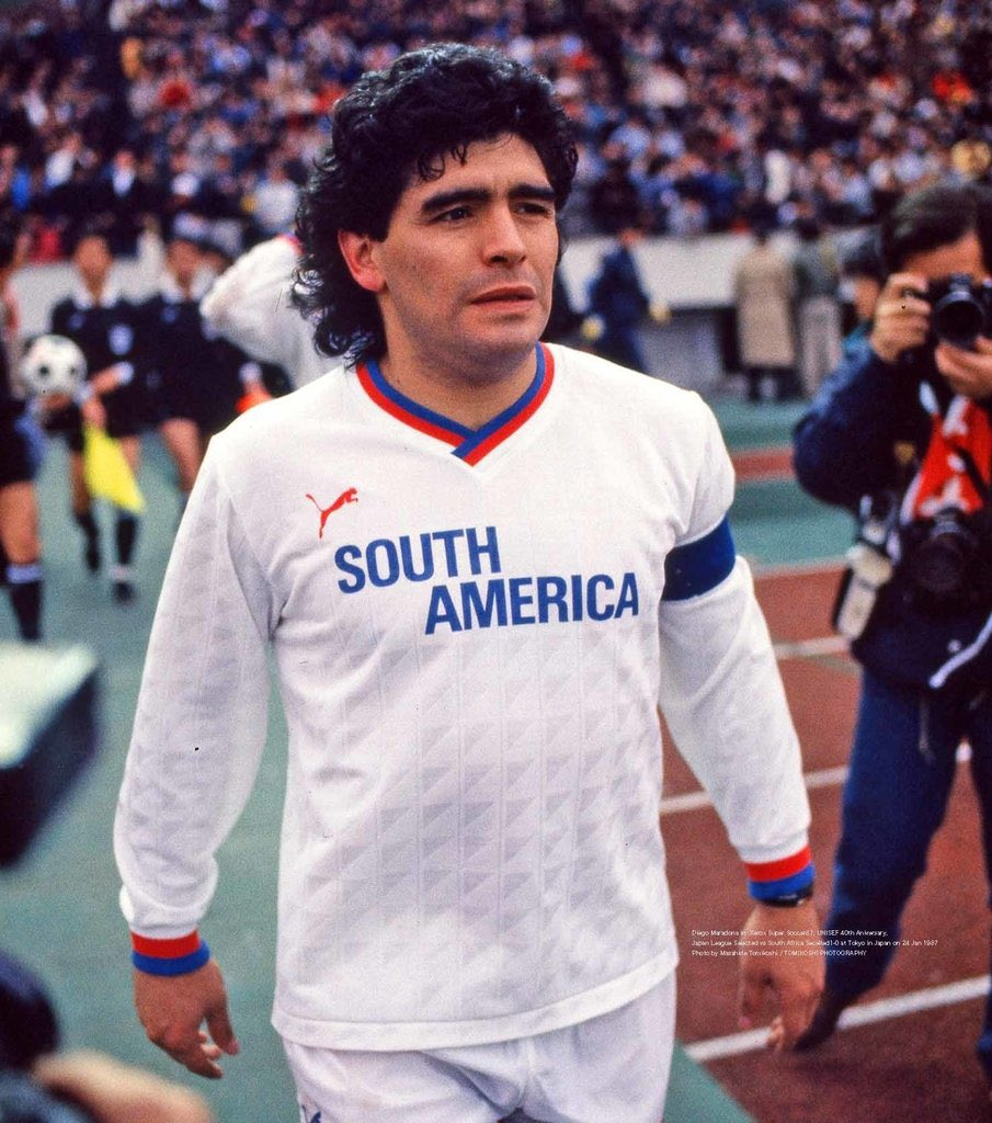 test Twitter Media - 140 días sin Diego Armando Maradona. Te sigo extrañando #DiegoEterno #DiegoMaradona https://t.co/dCLxsOr3ah