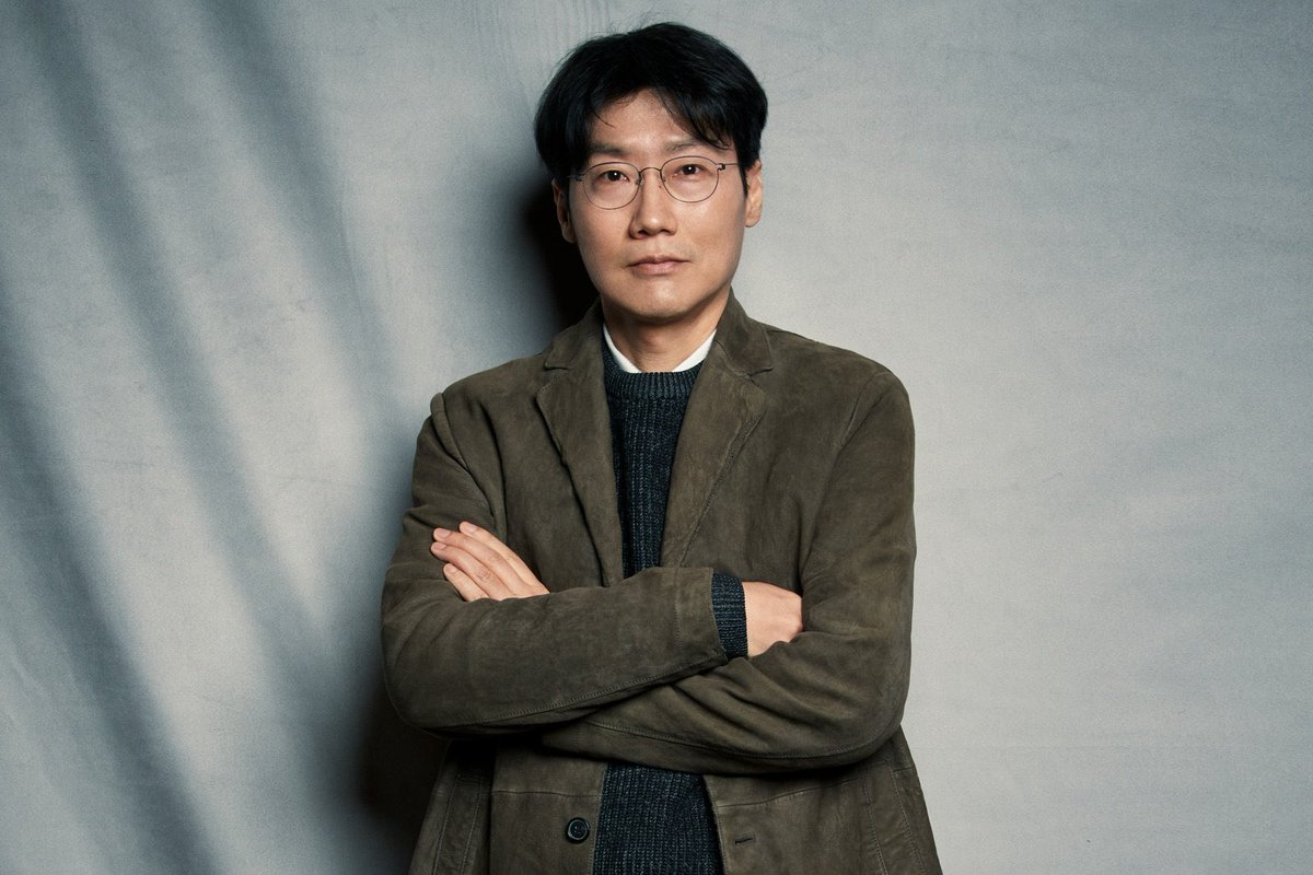 """The Numbers Game on Twitter: """"'Squid Game' creator Hwang Dong-hyuk wrote the show in 2009 but was rejected by studios for 10 years. He once had to stop writing the script +"""