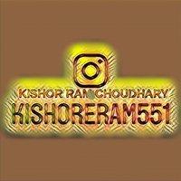 K¡$ho® ®@m ©houdh@®y j@t @K®©J (@Kishorramjaat1 )