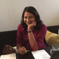 Namitha Jagadeesh (@namithaj )