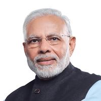 Narendra Modi (@narendramodi )