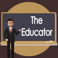 The Educator (@_TheEducator )