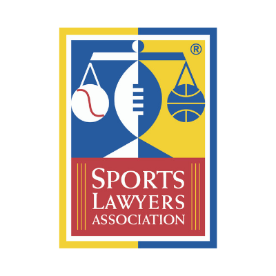 Image result for sports lawyers association logo