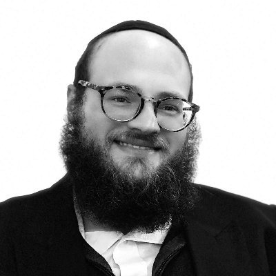 chaim markovits on twitter candle
