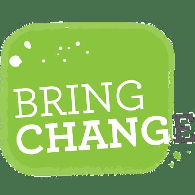 "Bring Change on Twitter: ""Bring Change collection weekend starts ..."