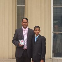 Cllr Zafar Iqbal MBE (@ZafarMBE) Twitter profile photo