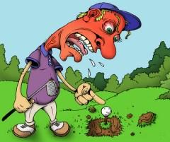 Image result for bad golfer
