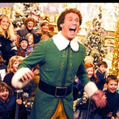Buddy The Elf BuddyTheEllf Twitter