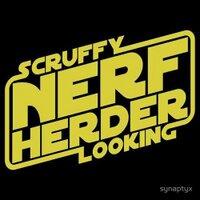 ScruffyNerf (@scruffynerf23 )
