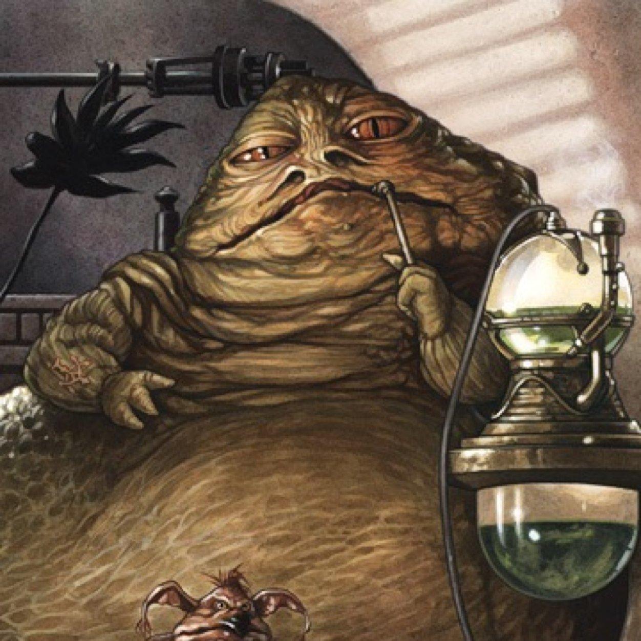 Jabba The Hutt Jabbathehutt
