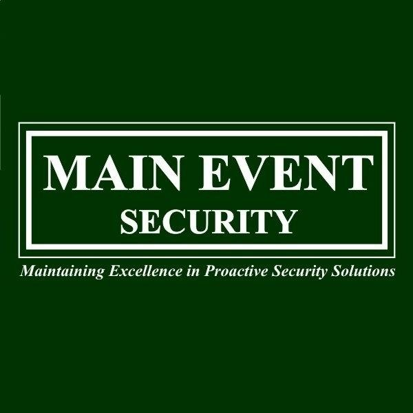 Main Event Security