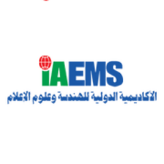 Iaems At Iaemsmediacity Twitter