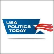 Image result for USA POLITICS TODAY LOGO PICTURES