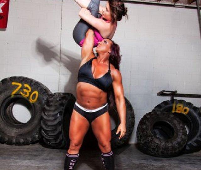 Women Lift Carry Men
