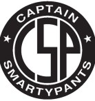 Image result for captain smartypants