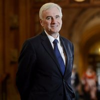 John McDonnell MP (@johnmcdonnellMP) Twitter profile photo
