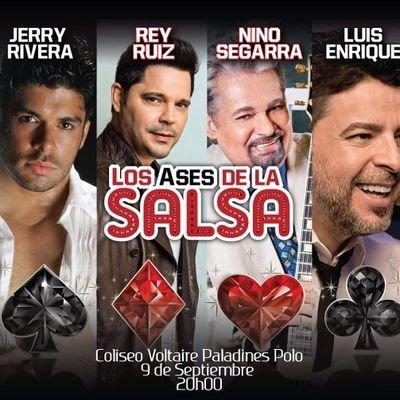 Bildergebnis für los ases de las salsa
