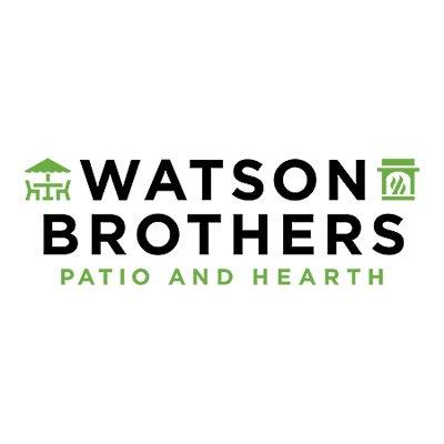 watson brothers patio hearth