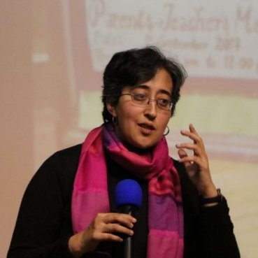 Image result for atishi marlena