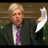 Rt Hon John Bercow MP - Speaker HoC (@HoC_Speaker_MP )
