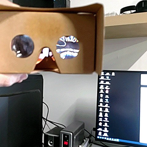 Here's a little blogpost about our recent update of OpenMovieVR for #googlecardboard   #VR