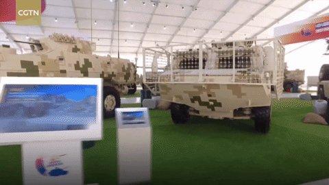 RT @SputnikInt: WATCH: #China's #NORINCO unveils next-gen #infantry fighting...