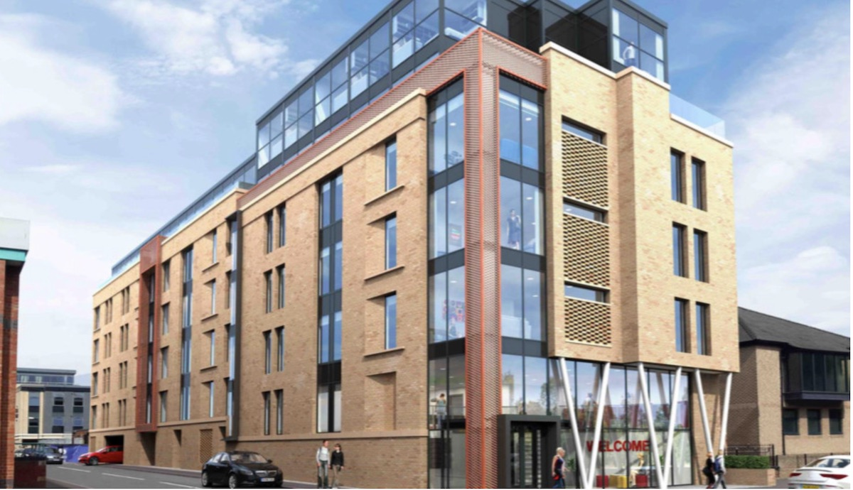 Purpose-built student accommodation, York - NW Architects | PBSA News