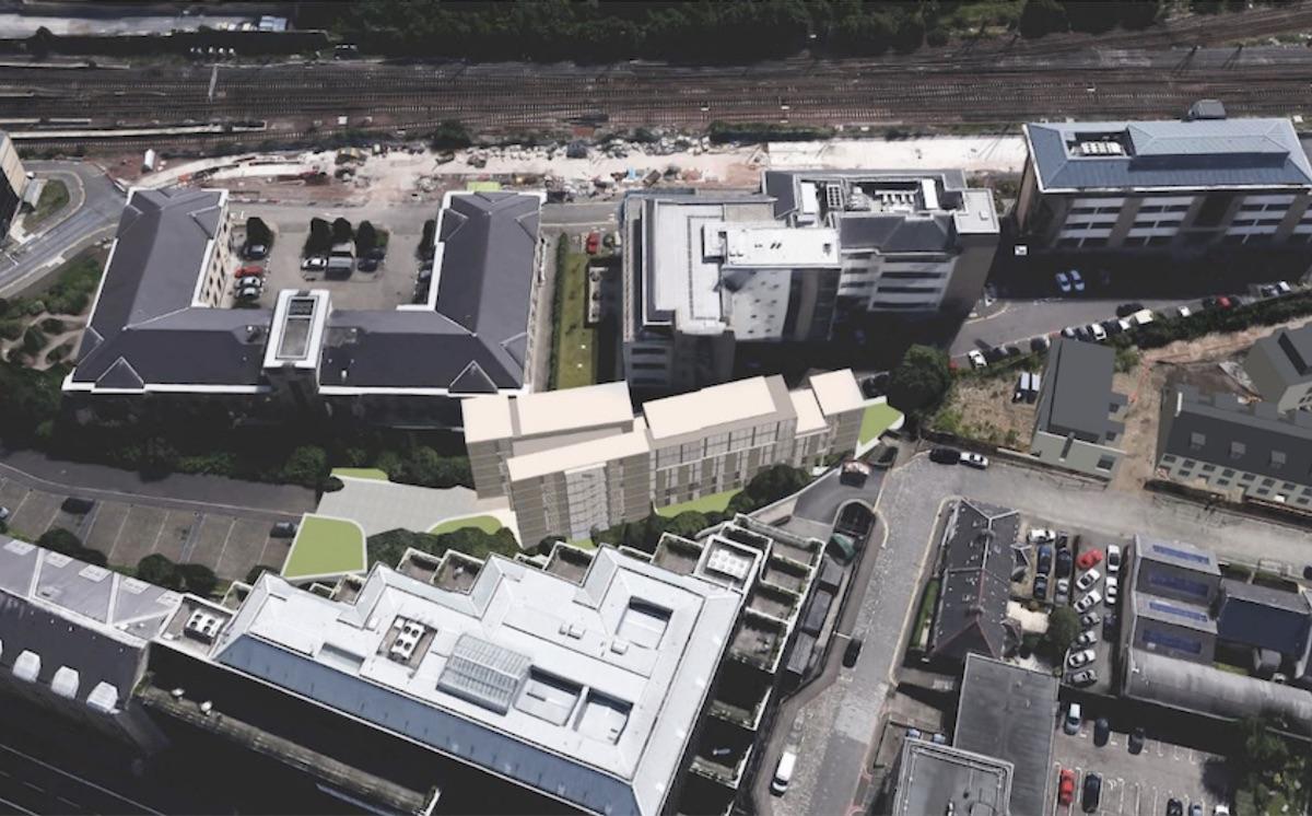 Haymarket site, Edinburgh - London & Scottish | PBSA News