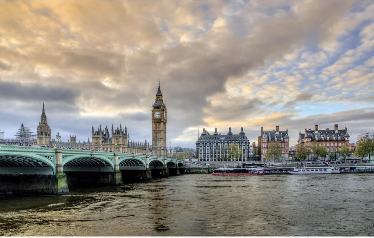 London skyline - PBSA News