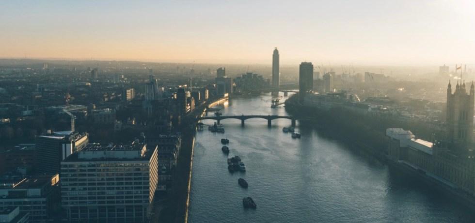 London skyline - QIP   PBSA News
