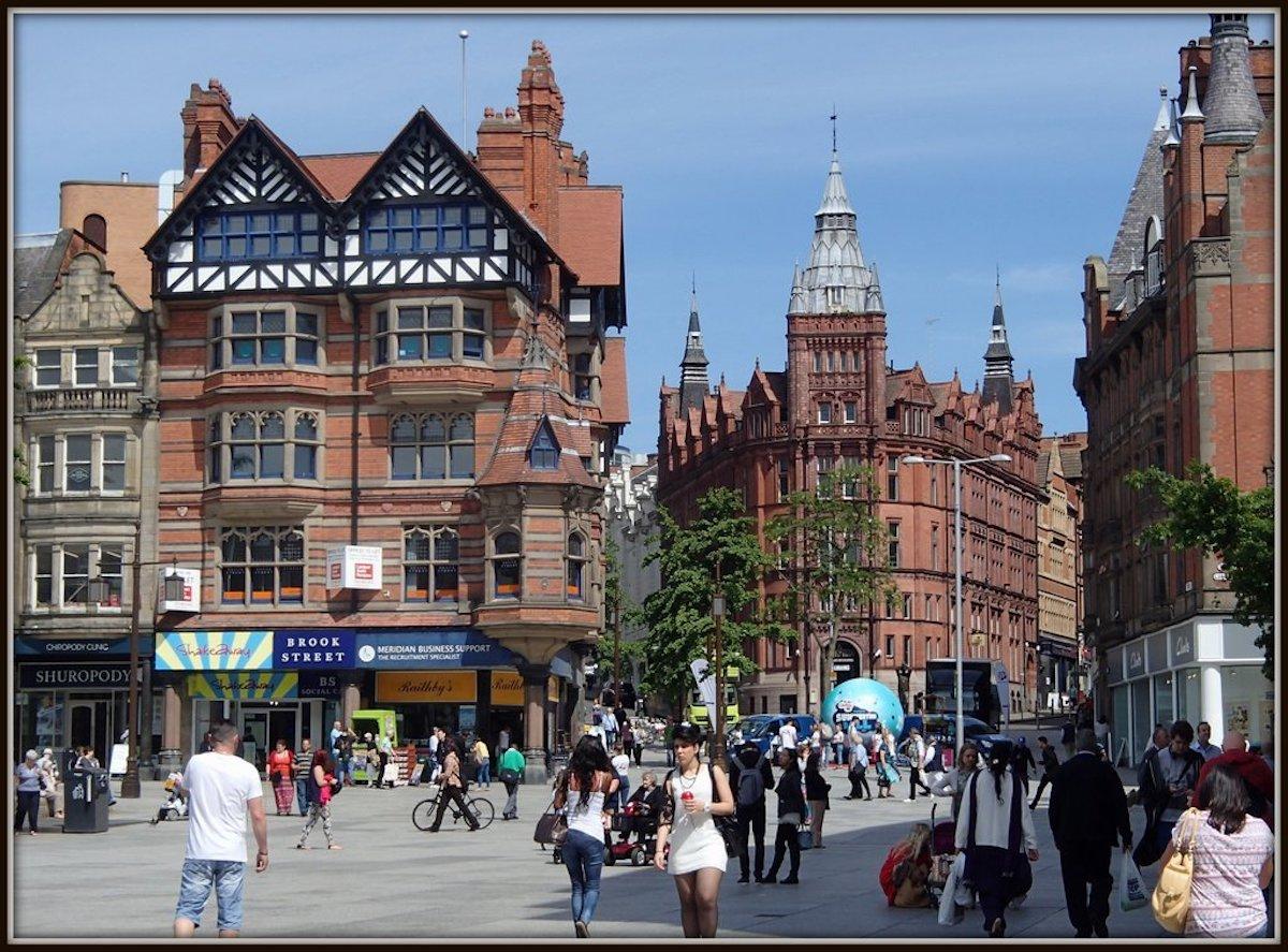 Nottingham city centre | PBSA News