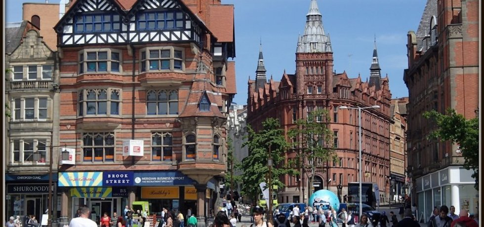 Nottingham city centre | PBSA News