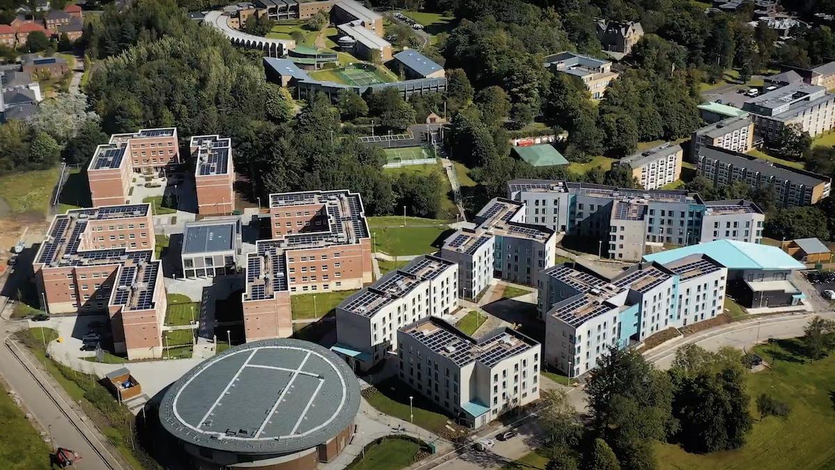 Durham university's Mount Oswald development | PBSA News