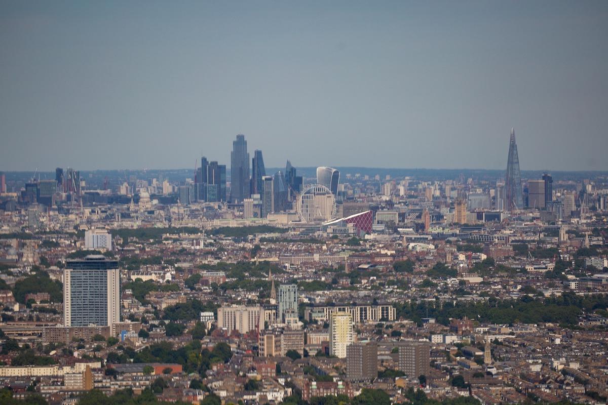 London skyline - The Property Marketing Strategists | PBSA News