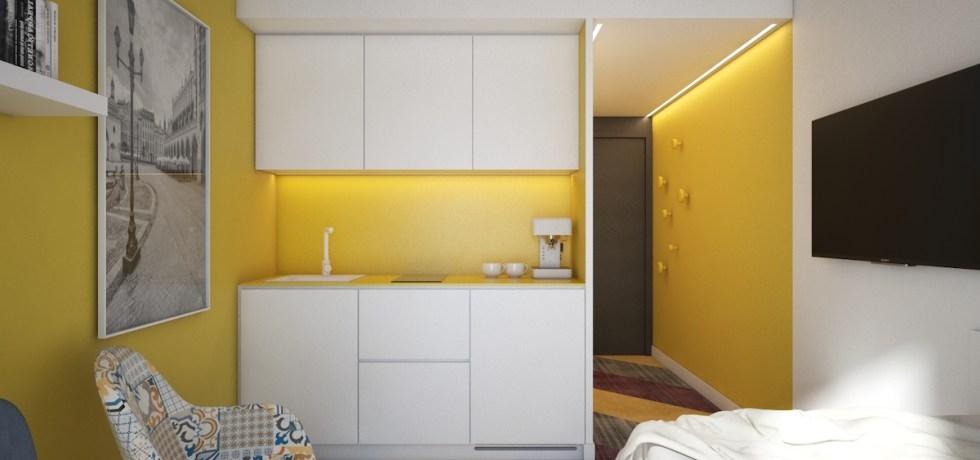 Student bedroom - Falcon Development | PBSA News