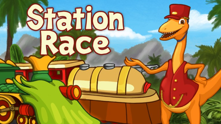 Dinosaur Train   Games   PBS KIDS Station Race