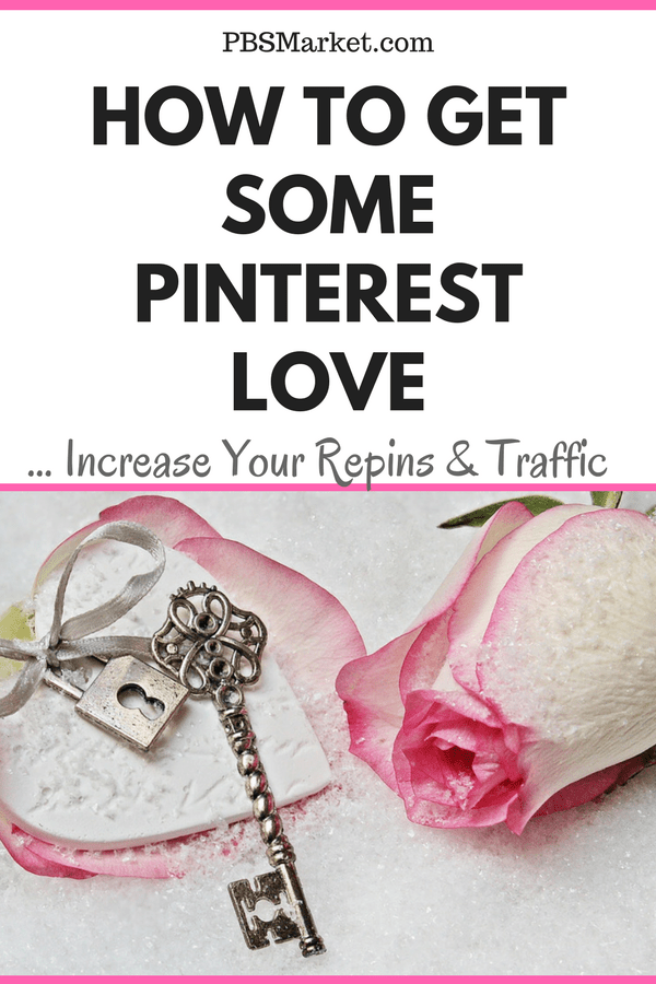 Have you ever got the impression that Pinterest just doesn't like you? You have heard how other bloggers are getting mad traffic to their blog just by pinning on Pinterest.  But you just are not seeing the same results. Why doesn't Pinterest like you?  In this blog post, I'm going to teach you a few Pinterest Tips that will be sure to make Pinterest fall in love with you and your content.