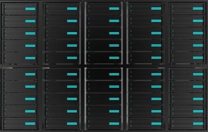 server virtualization center