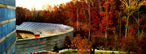 Fall at Crystal Bridges