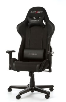 DXRacer Formula Gaming Chair Zwart