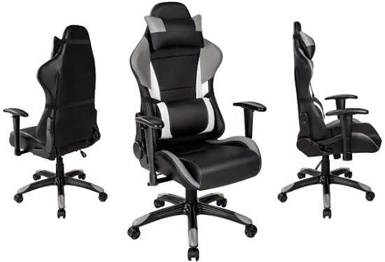 TecTake gaming chair - Trinity Premium