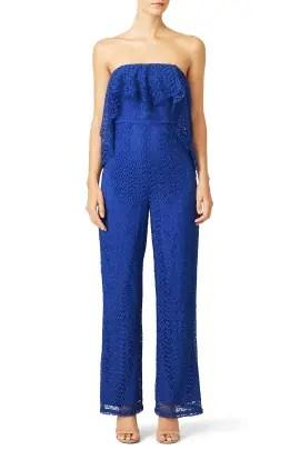 155d7753f00a Free People Blue Lace Block Party Jumpsuit ...