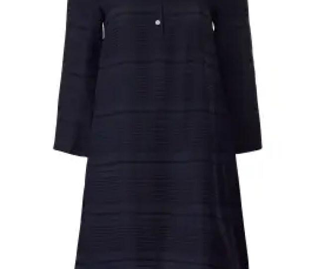Double Collar Dress By Becken