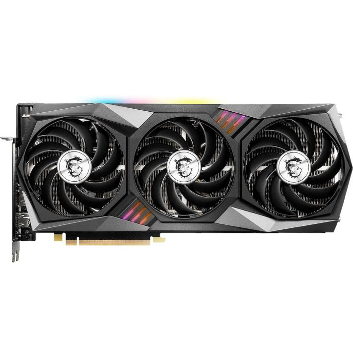 MSI GeForce RTX 3060 Ti 8 GB GAMING X TRIO Video Card