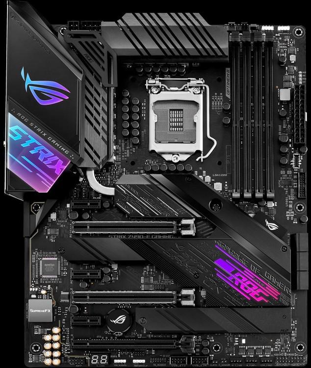 Asus ROG STRIX Z490-E GAMING ATX LGA1200 Motherboard
